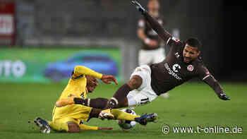 2. Bundesliga: St. Pauli gewinnt dank früher Treffer gegen Braunschweig - t-online