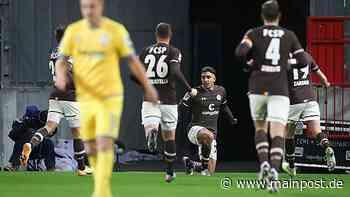 2. Liga St. Pauli trumpft weiter auf: Sieg gegen Braunschweig - Main-Post