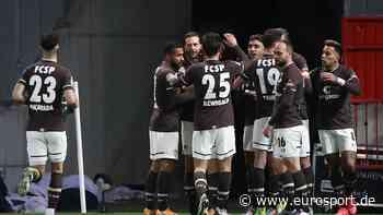 FC St. Pauli - Eintracht Braunschweig Heimsieg distanziert sich von Abstiegszone - Eurosport DE