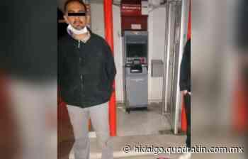 Prisión preventiva a ex funcionario de Tlaxcoapan que intentó robar cajero en Mixquiahuala - Quadratín Hidalgo