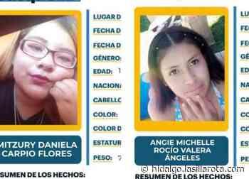 Desaparecen dos adolescentes en Pachuca y Tlaxcoapan - La Silla Rota