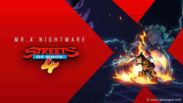 New Streets Of Rage 4 DLC Adds New Fighters And Survival Mode, Coming This Year