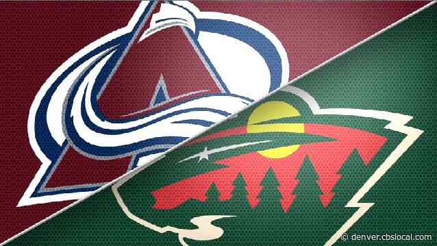 Philipp Grubauer Pulled In Third Period, Colorado Avalanche Lose To Minnesota Wild 8-3