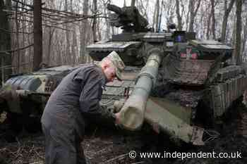 Bluffing or for real? Russia's military build-up on Ukrainian border raises questions on intent