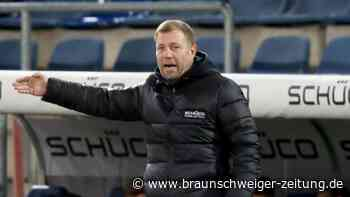 Bundesliga am Freitag: Bielefeld sucht nach Torgefahr im Abstiegskampf