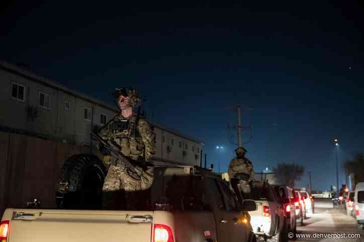 Biden seems ready to extend U.S. troop presence in Afghanistan