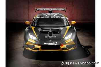 Lamborghini rolls out 400th Huracán race car, celebrates motorsports milestones - Yahoo Singapore News
