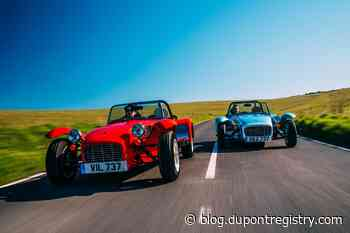 Caterham Cars Purchased by Japanese Motorsports Group - duPont REGISTRY DAILY