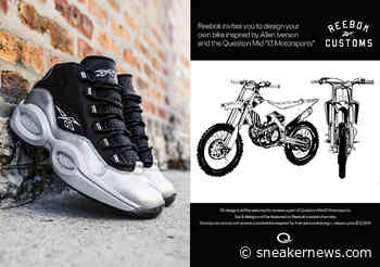 """You Could Win Your Dream Motorbike Through Allen Iverson's """"Reebok Customs"""" Campaign - Sneaker News"""