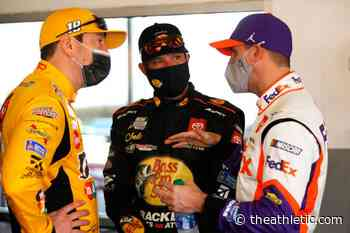Motorsports mailbag: Expanding Denny Hamlin's 23XI, Kevin Harvick's future, NASCAR practice and more dirt... - The Athletic