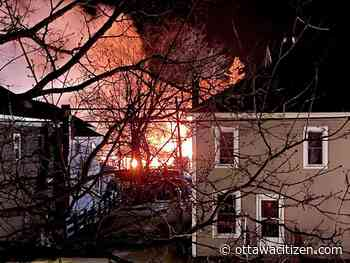 Spencerville fire victims lost everything