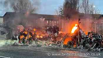 South Belfast UPRG becomes first loyalist group to call for an end to unrest