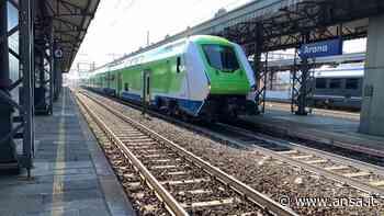 Ferrovie: Trenord, nuovi Caravaggio su Milano-Domodossola - Agenzia ANSA