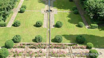 À Lardy, l'un des rares jardins authentiquement Art déco du Grand Paris - Télérama.fr