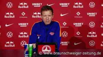 """Leipzig: Nagelsmann peilt """"beste Saison"""" der Klubgeschichte an"""
