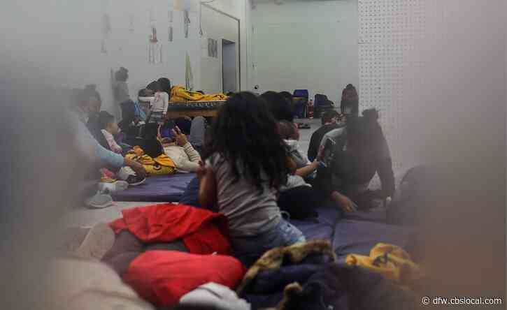 Number Of Kids Crossing The Mexican Border Alone Hits All-Time High In March