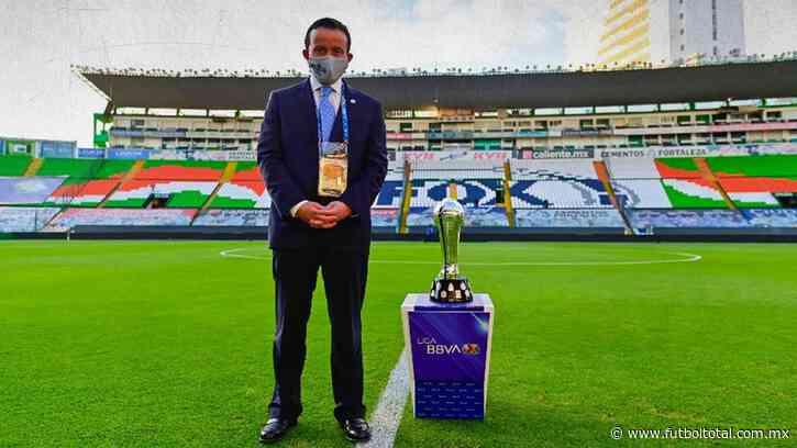 Presidente de Liga MX rechaza quitar multa porcentual