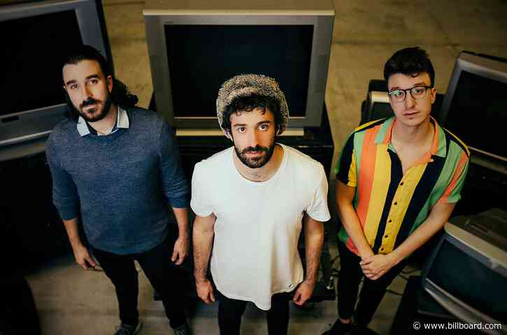 AJR Earn First No. 1 on Alternative Albums Chart With 'OK Orchestra'