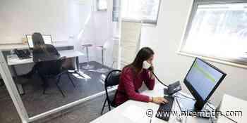 À la Scène 55 de Mougins, un nouveau standard téléphonique pour la vaccination des + de 50 ans - Nice-Matin