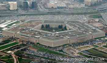 Off-duty Pentagon official shoots two people he thought were stealing a car
