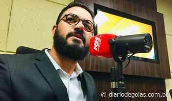 Prefeito de Anicuns nomeia Thiago Moura para a secretaria de Saúde - Diário de Goiás