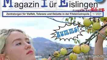 """""""Menschen für Eislingen"""": Kostenloses 90-Seiten-Heft: Erstes Satire-Magazin für Eislingen - SWP"""
