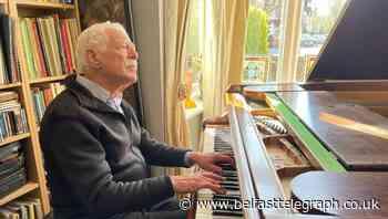 'Piano Grandad', 85, delights TikTok with performances in wife's memory