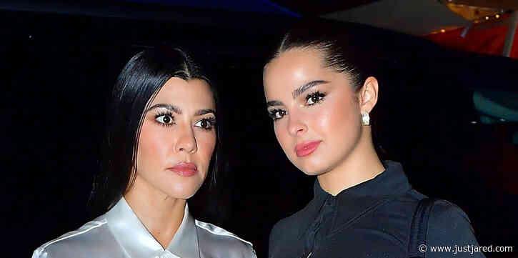 Kim Kardashian Asks Addison Rae If She's Hooking Up with Kourtney Kardashian