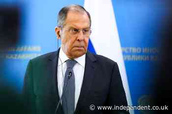 Lavrov says US policy towards Russia is 'dumb,' ineffective