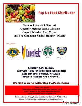 Pop-Up Food Distribution | Brownsville-East New York, NY Patch - Patch.com