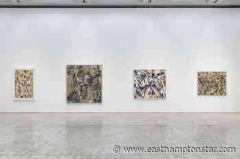 Pollock and Krasner Rule New York - East Hampton Star