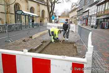Schlechtes Wetter: Baustart verschoben | Goslar/Vienenburg - GZ Live