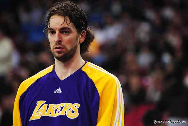 Former Lakers Great Pau Gasol To Have Documentary Series Detailing Career