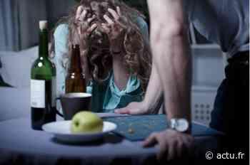 A Louviers, violences conjugales sur fond d'alcool - actu.fr