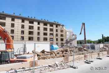 Renouvellement urbain à Louviers : 25 millions d'euros pour trois quartiers - actu.fr