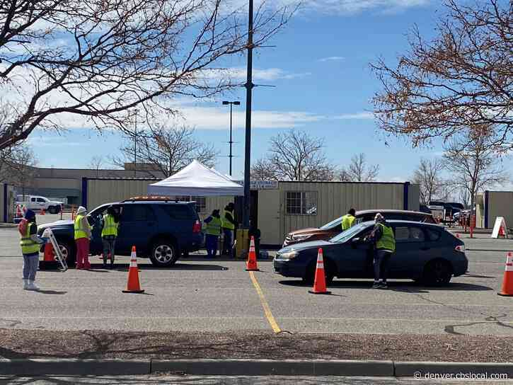 COVID Vaccine Clinic At Dick's Sporting Goods Park Paused After 11 Patients Report Adverse Reaction To Johnson & Johnson Shot