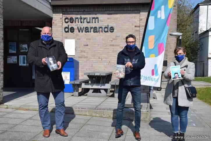 Vlaams Belang mist boeken van eigen auteurs in bib en doet ze dan maar cadeau