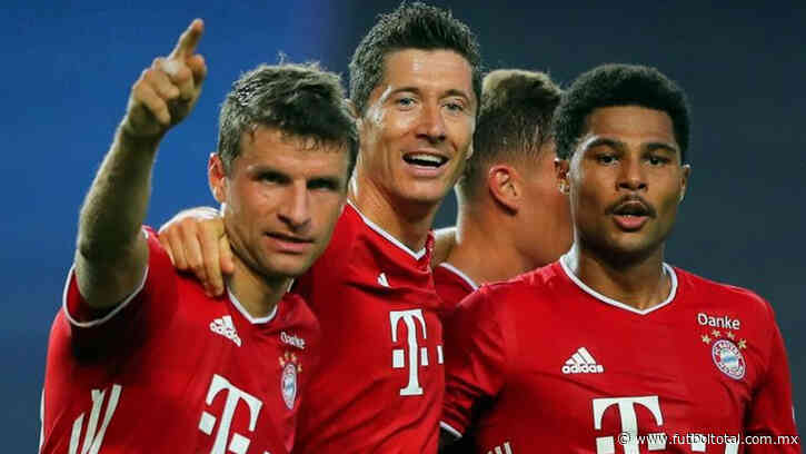 Bayern Munich busca talento en México