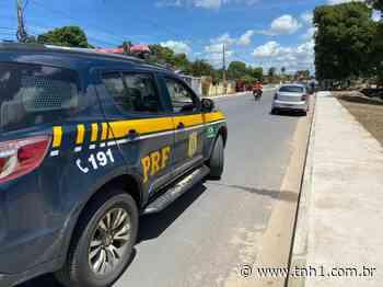 PRF prende homem pelo crime de receptação em Rio Largo - TNH1