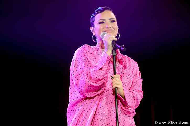 Justin Bieber & Sam Smith Are Absolutely Loving Demi Lovato's 'Dancing With the Devil' Album