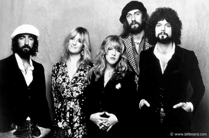iTunes' Latest Sale Pricing Sparks Fleetwood Mac, Bryan Adams & More on Rock Charts