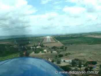 Estado lança edital para requalificação do Aeroporto de Araripina - Blog do Didi Galvão