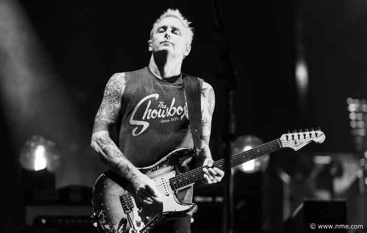 Pearl Jam's Mike McCready teams with Fender to release limited edition guitar