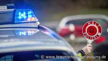 Schleuserverdacht: Drei Festnahmen auf der A2 bei Helmstedt