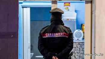 Razzia bei italienischer Mafia: Polizei beschlagnahmt fast eine Milliarde Euro
