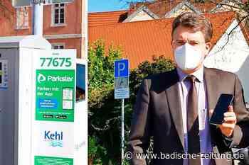 Lahr, Kehl und Gengenbach ermöglichen das Parken per Smartphone - Lahr - Badische Zeitung