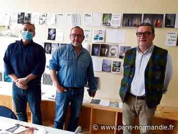 Les Andelys : découvrez le livre des Amis du patrimoine célébrant les 100 ans d'Holophane - Paris-Normandie