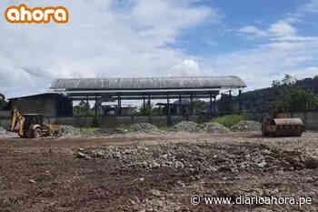 Instalan planta de oxígeno en Tingo María - DIARIO AHORA