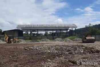 Huánuco: EsSalud contará con planta de oxígeno medicinal en Tingo María - Agencia Andina