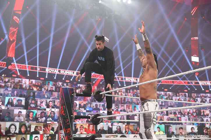 Wrestling With Bad Bunny: WWE Friends (and Foes) Sound Off Ahead of His Wrestlemania Match